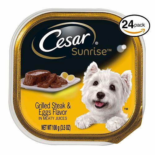 comida para perros cesar sunrise 24 pack
