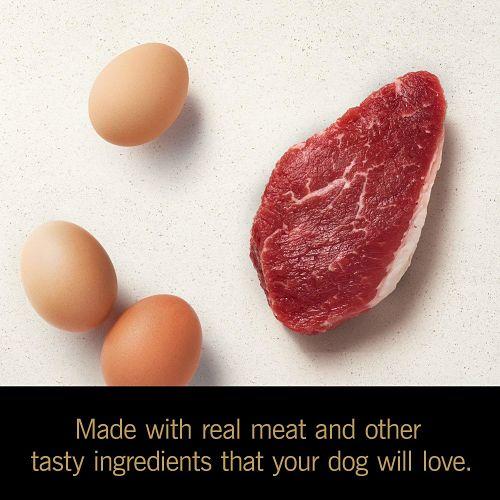 contenido de la comida para canes