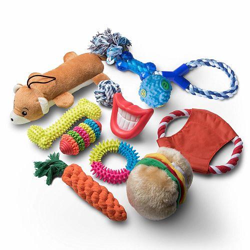 venta de juguetes de perros